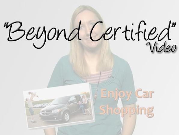Beyond Certified