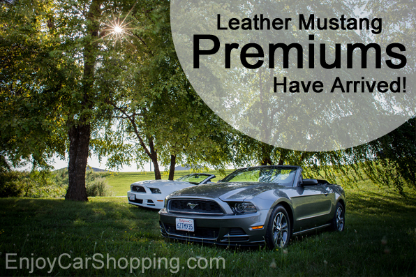 2013 Ford Mustang Premium Leather Cedar Rapids Iowa City North Liberty Coralville IA
